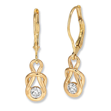 1.00 ct. t.w. Everlon™ Diamond Drop Earrings (I,I)