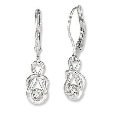 1 ct. t.w. Everlon™ Diamond Drop Earrings (I,I1)