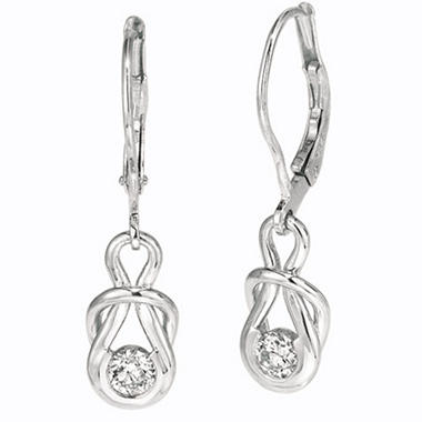 .50 ct. t.w. Everlon™ Diamond Drop Earrings (I,I1)