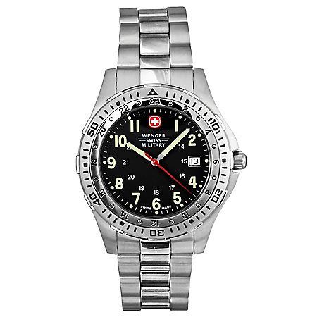 Wenger Swiss Military Battalion Pilot Watch Sam S Club