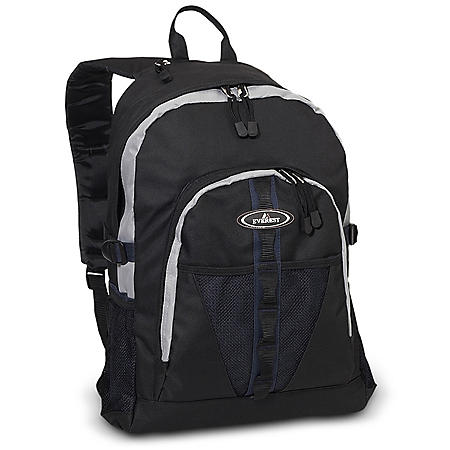 "19"" Backpack Navy Case - 30 pk."