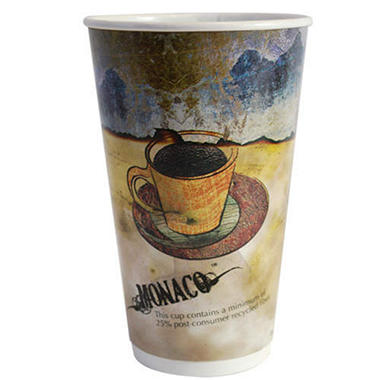 LBP Insulated Paper Cups, Monaco, 16 oz. (540 ct.)