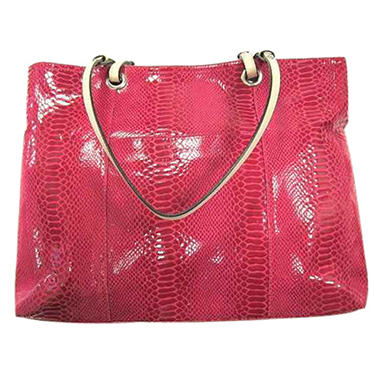 Wilson's Leather Bella Tote - Pink