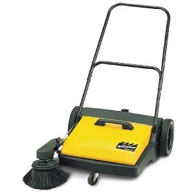 Shop-Vac Shop-Sweep Industrial Push Sweeper