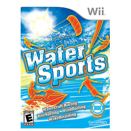 WII/DS VIDEO GAMES WATER SPORT