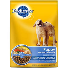 Pedigree Puppy Complete Nutrition Dog Food (16.3 lbs.)