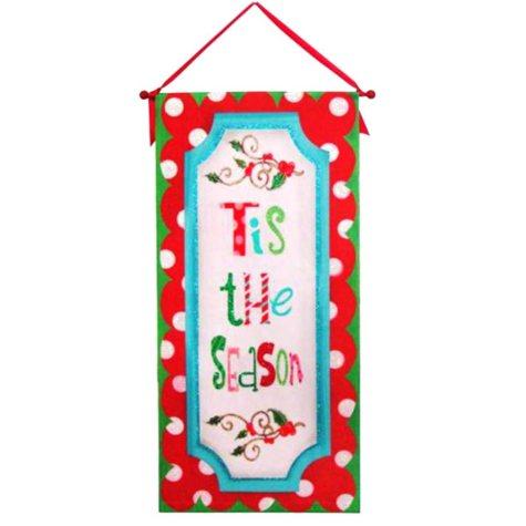 Christmas Banners - Tis The Season