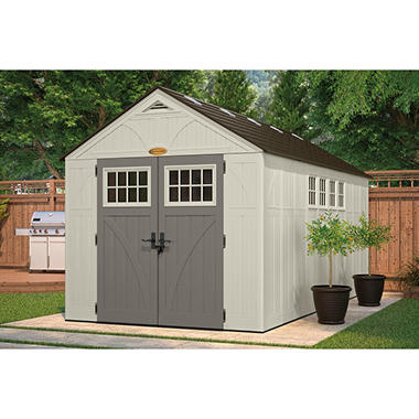 Suncast 8 X 16 Tremont Storage Shed Sam S Club