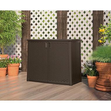 Suncast Outdoor Patio Cabinet