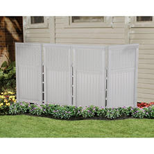 Suncast Outdoor Screen Enclosure