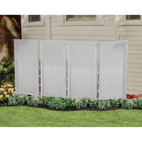 Suncast Outdoor Screen Enclosure