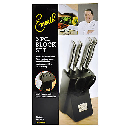 EMERIL KNIFE SET SVR