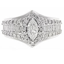 2.0 ct. t.w. Diamond Engagement Ring in 14K White Gold (H-I, I1)