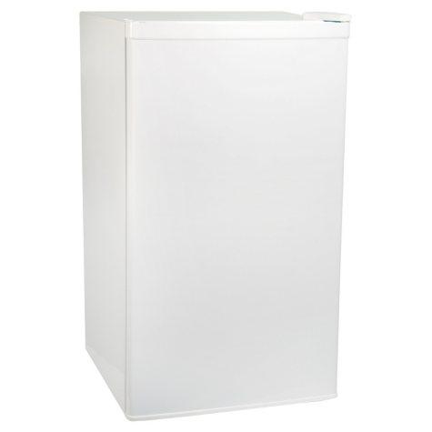 Haier 3.2 cu. ft. Refrigerator/Freezer - White