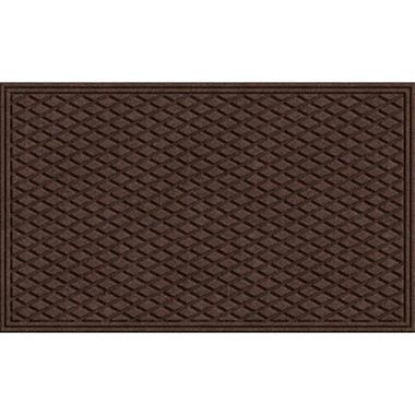 Memberu0027s Mark Commercial Heavy Duty Mat, Charcoal (3u0027 X 5u0027) (