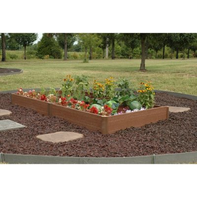 Greenland Gardener Raised Bed Garden Kit Sams Club
