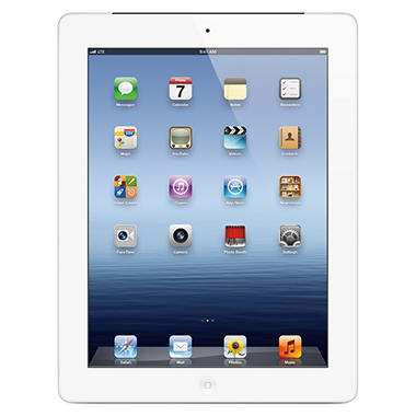 iPad third generation Wi-Fi 64GB - White