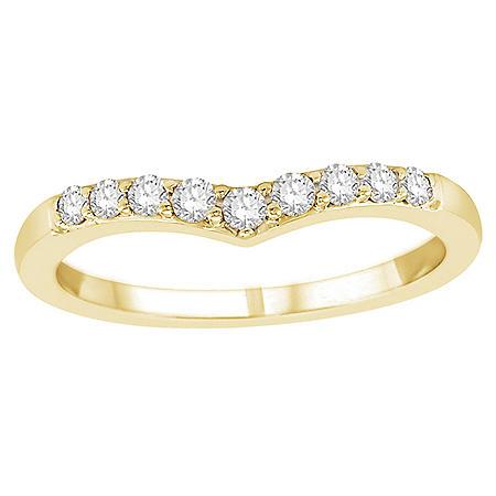 0.25 CT. T.W. Diamond Enhancer Ring in 14k Gold (H-I, I1)