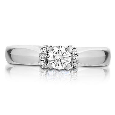 0.45 ct. tw. Diamond Ring in 14K White Gold (I-SI2)