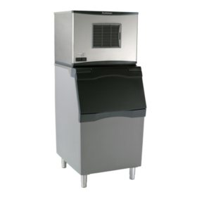 scotsman prodigy modular cube ice machine 500 lbs - Commercial Ice Machine