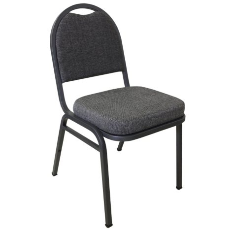 MGI Commercial Quality Stack Banquet Chair, Pepper (Select Quantity)