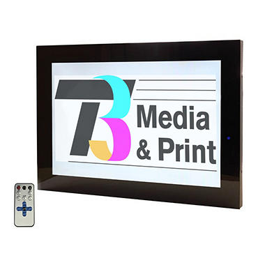 Gallery™ Plug & Play Flat Panel Digital Signage Wall Display, 19