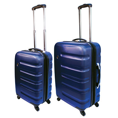 Heys Router 2 pc. Luggage Set Cobalt Blue