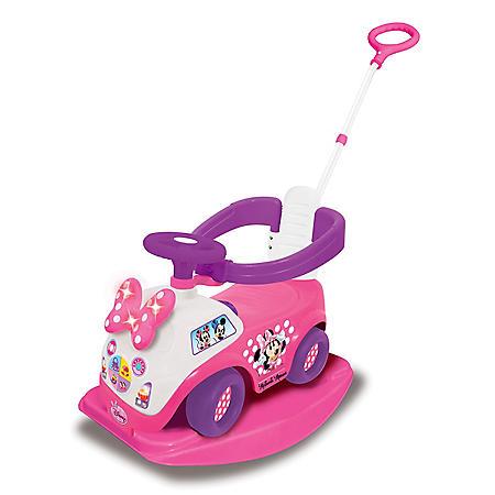 Light n' Sound Minnie 4-in-1 Activity Ride On