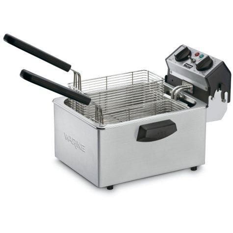 Waring Commercial Countertop Deep Fryer - 120 volts