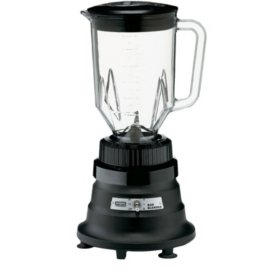 Waring Commercial Blender - Black - 48 oz. capacity