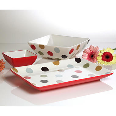3-Piece Serving Set