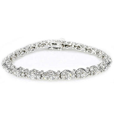 5 ct. t.w. Diamond Bracelet (G-H, I1)