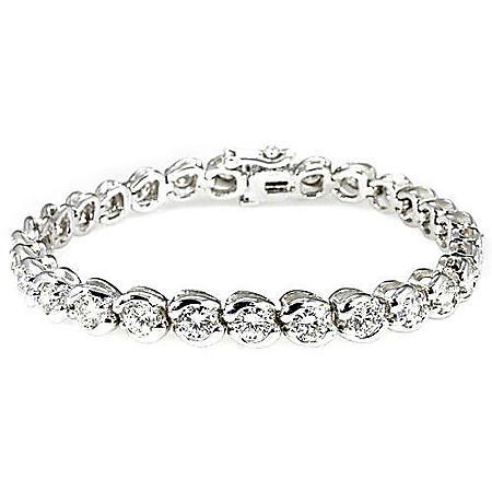 7 ct. t.w. Diamond Bracelet (G-H, I1)