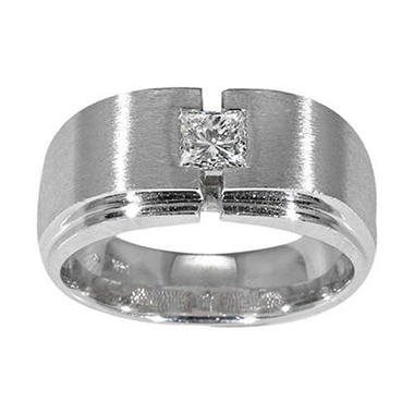 1/2 ct. Men's Diamond Ring (G-H, I1)