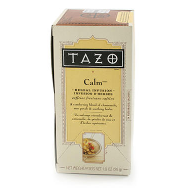 Tazo Tea Bags - Calm - 24 ct. - 6 pk.