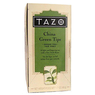 Tazo Tea Bags - China Green - 24 ct. - 6 pk.
