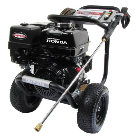 SIMPSON PowerShot 4200 4.0 GPM - Gas Pressure Washer Powered by HONDA