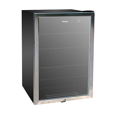 Haier 150 Can Beverage Cooler Sam S Club