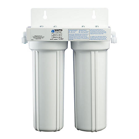 Watts Premier 2-Stage Chemical Reducing Water Filter