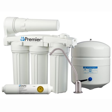 Watts Premier 5-Stage Manifold Reverse Osmosis