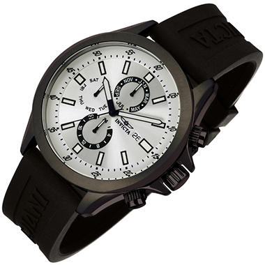 Invicta Specialty Sport Men's Watch - Black Dial with White Face