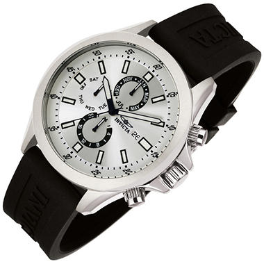 Invicta Specialty Sport Men's Watch - Stainless Steel Dial with White Face