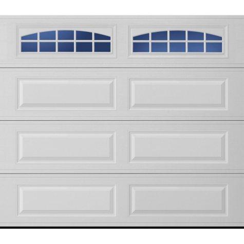 Amarr Stratford 3000 White Panel Garage Door (Multiple Options)