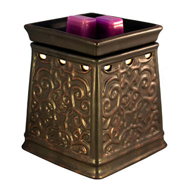 Sedona Botanica Electric Wax Warmer - Brown