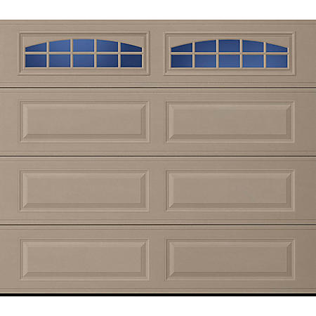Amarr Lincoln 3138 Traditional Garage Door - Long Panel Design (Multiple Options)