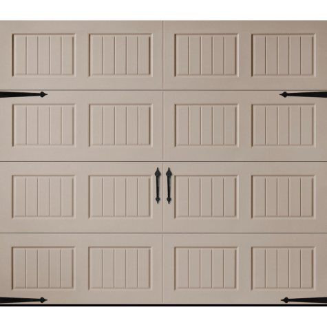 Amarr Oak Summit 1000 Sandtone Panel Garage Door (Multiple Options)