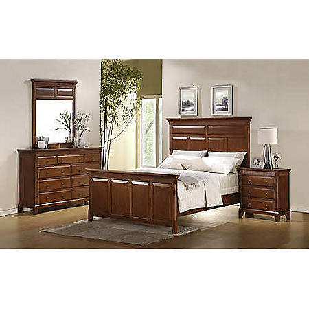 Fairview Bedroom Suite - 4 pc. - King