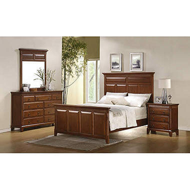 Fairview Bedroom Suite - 4 pc. - King