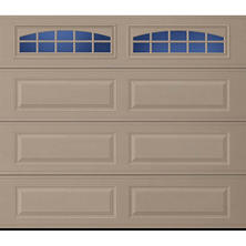Amarr Stratford 2000 Sandtone Panel Garage Door (Multiple Options)