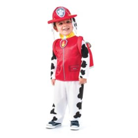 Paw Patrol Marshall Toddler Halloween Costume